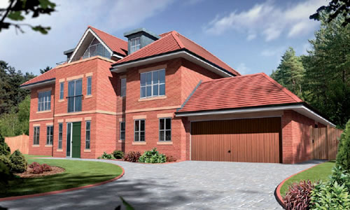 Fieldfare Burleigh Road Ascot Berkshire New Houses And Apartments From Ardgowan Homes